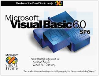 ... tutorial cara membuat virus dengan menggunakan Visual Basic 6.0